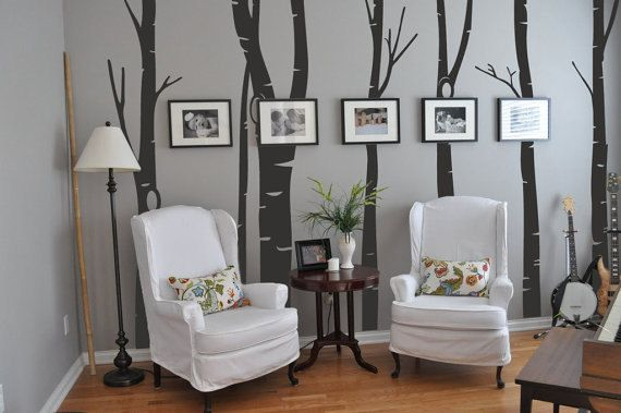 personalized family tree decal vinyl wall decal by hicomehere, $95.00