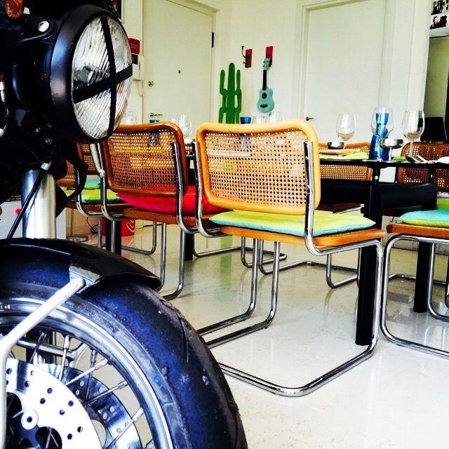 #homerestaurant #verona #sissibaratella #alessandrocogliati #socialtable #ducati #sportclassic #tronlegacy #starace #carbonpart #mbcorse