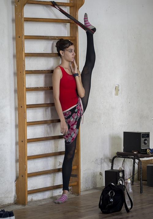 Escuela Nacional Cubana de Ballet In Havana, Cuba by Bryan Jones