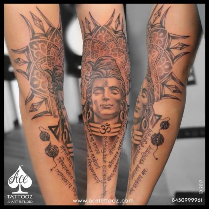 Tattoo Designs Mahadev: The 25+ Best Shiva Tattoo Ideas On Pinterest