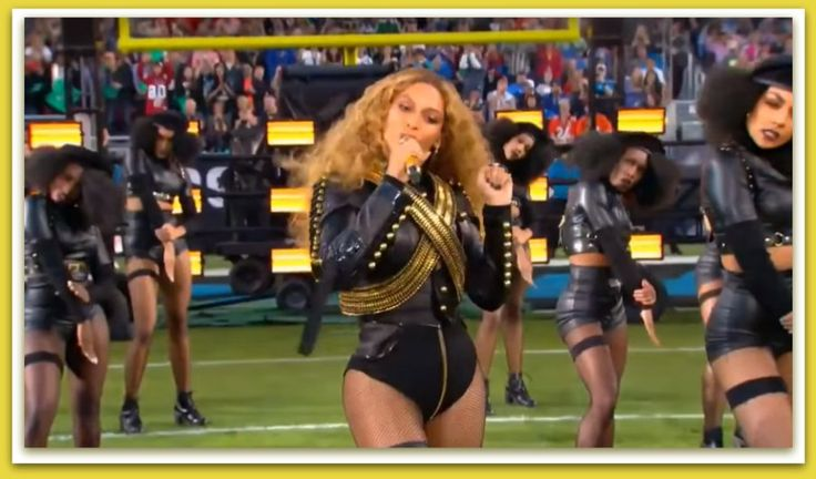 Beyonce Sings Anti-Cop Song At Super Bowl… As Her Dancers Dress As Black Panthers – BB4SP