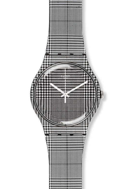La montre à pois de Swatch