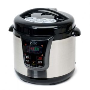 Elite 8qt Electric Pressure Cooker Manual                                                                                                                                                                                 More
