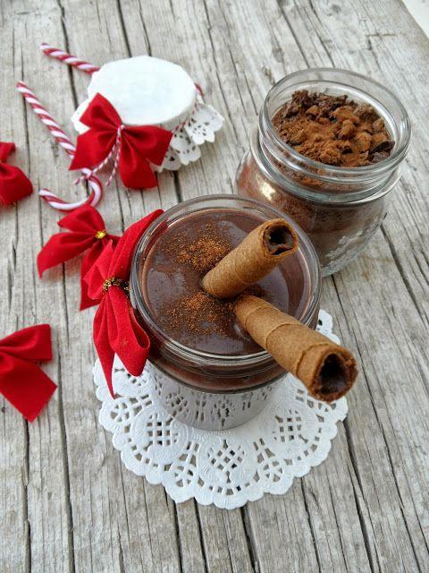 Piccoli piaceri per Natale: Preparato per cioccolata   LULLABY FOOD&PROPS
