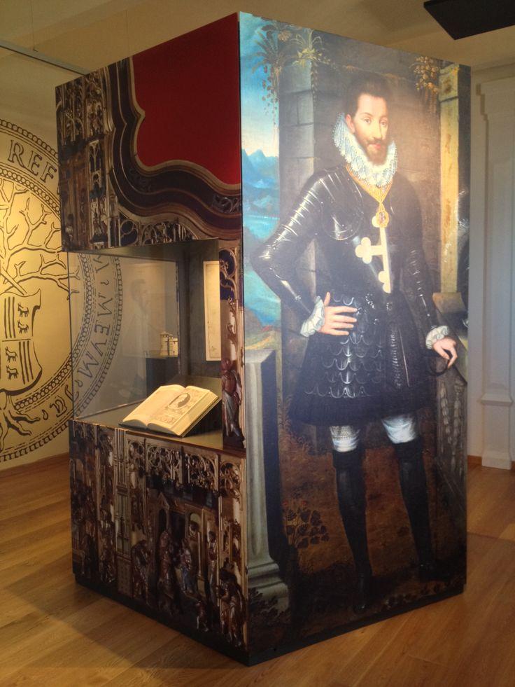 Cliente: Museo della Civiltà Cavalleresca - Interior Decoration - Stampa e Allestimento Carta da Parati - Castiglia - Saluzzo- #interiordecoration #museum #digitalprint