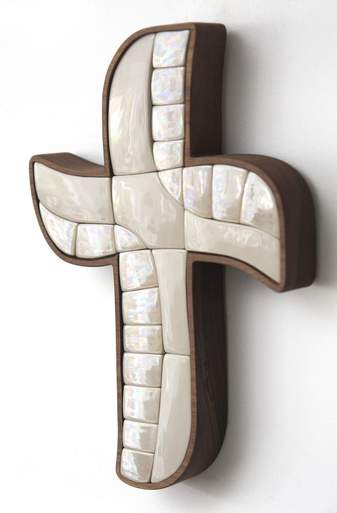 christian art, porcelain, mosaic