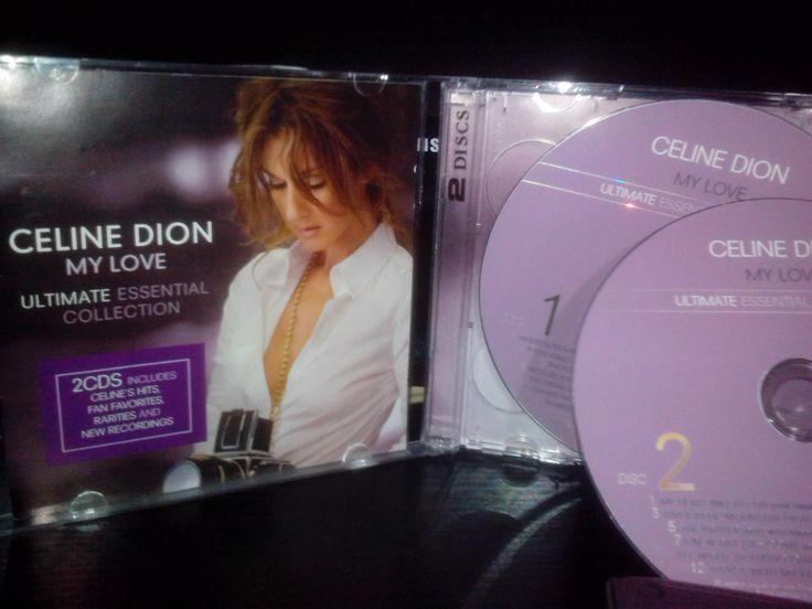 My Love: Essential Collection es un álbum de grandes éxitos de la cantante canadiense Céline Dion, publicado en octubre de 2008 por Sony Music,