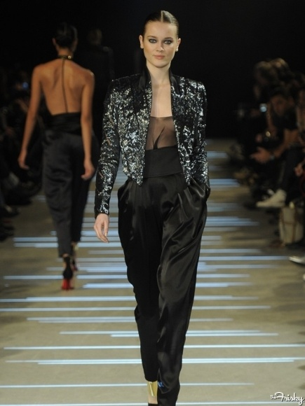 Couture Spring 2013: Alexandre Vauthier
