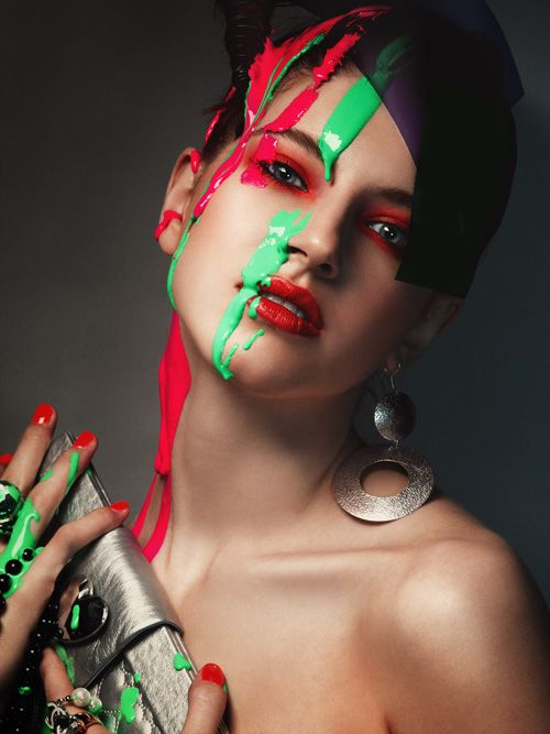 Best america 39 s next top model photoshoots list for for Americas best paint