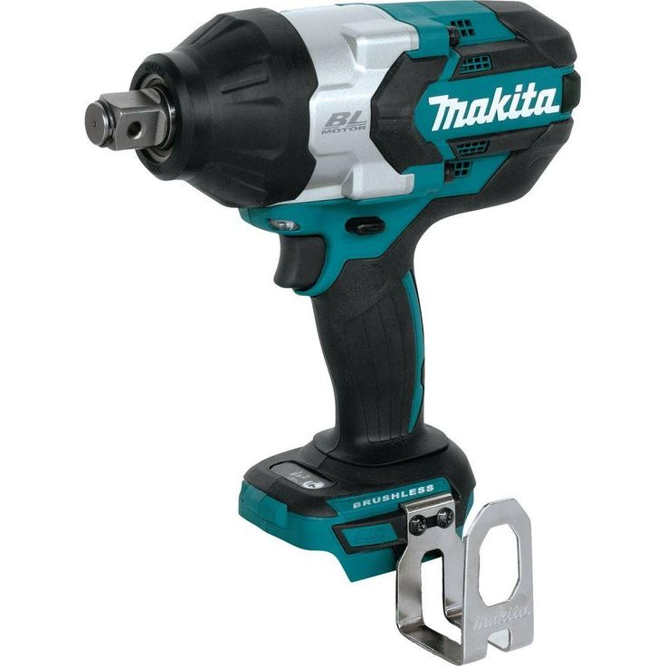 Makita 18-Volt LXT Lithium-Ion Cordless High Torque 3/4 in. Square Drive Impact Wrench (Tool-Only)
