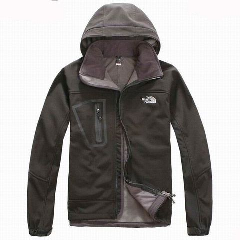 Outlet North Face Mens Gore Tex Xcr Jacket Brown