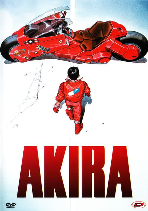 Watch Akira (1988) Full Movie Online Free