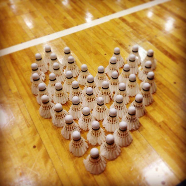 love #badminton