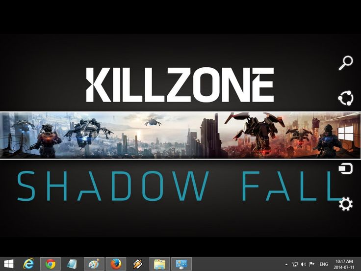 The 25 best windows 7 gaming desktop themes ideas on pinterest killzone shadow fall is a science fiction first person shooter video game developed by guerrilla games and published by sony computer entertainment voltagebd Gallery