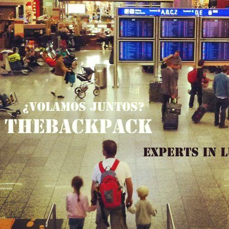 Prepara tu #vuelo #fly #aeropuerto nosotros nos encargamos de asesorarte en las medidas de las #maleta de cabina y llévatela al mejor #precio #buylowcost#people#novedades #thebackpack #outletgacela