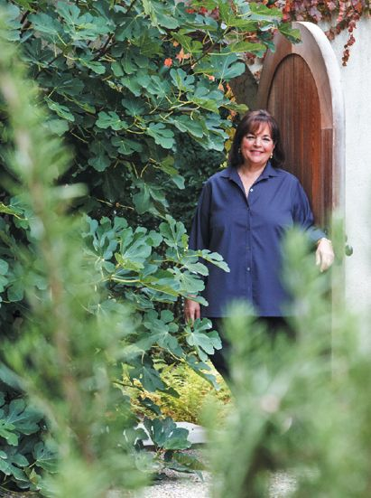 ina in the garden - Barefoot Contessa Friends