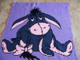 Eeyore  blanket