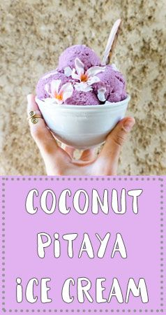 if you love icecream but can't, make  this dairy free...