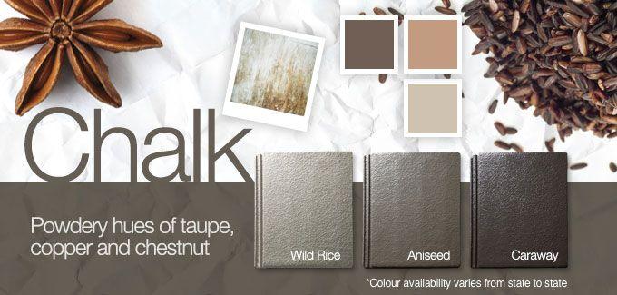 Monier Colour Palette – Chalk