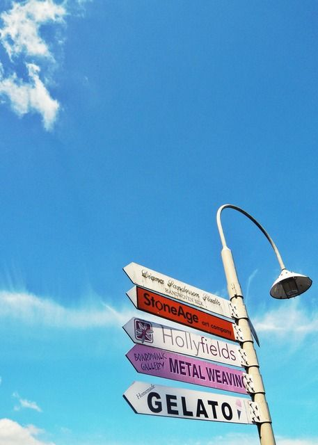 Share from UPLO: Granvill Island Signs by Stone River
