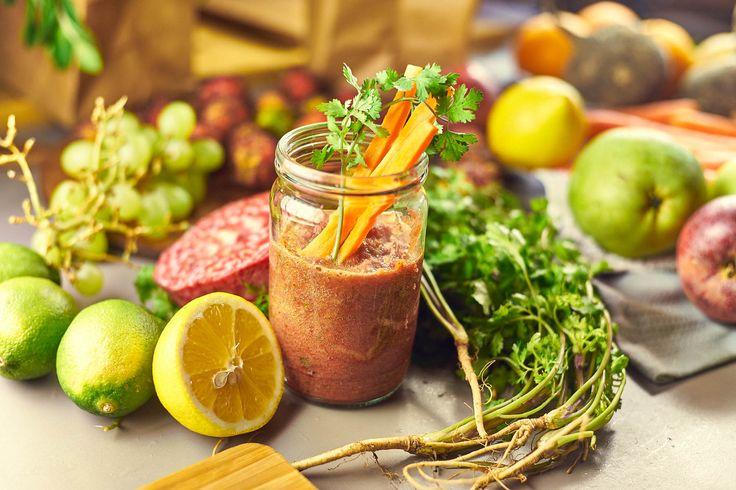 Předvelikonoční šťávy z ovoce a zeleniny