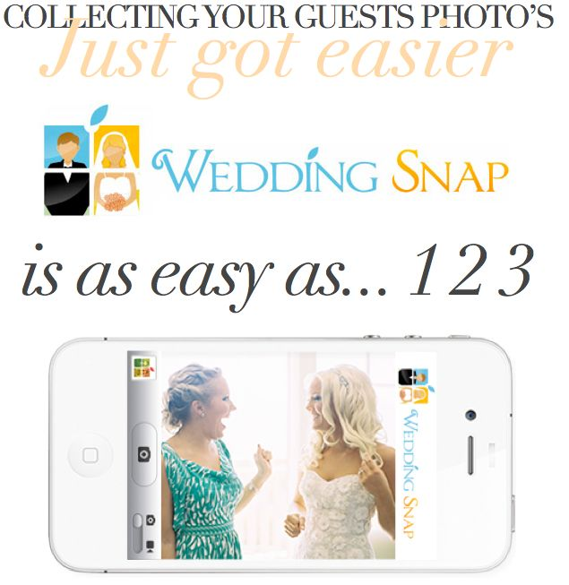 Wedding Snap App For Guests Video Photos