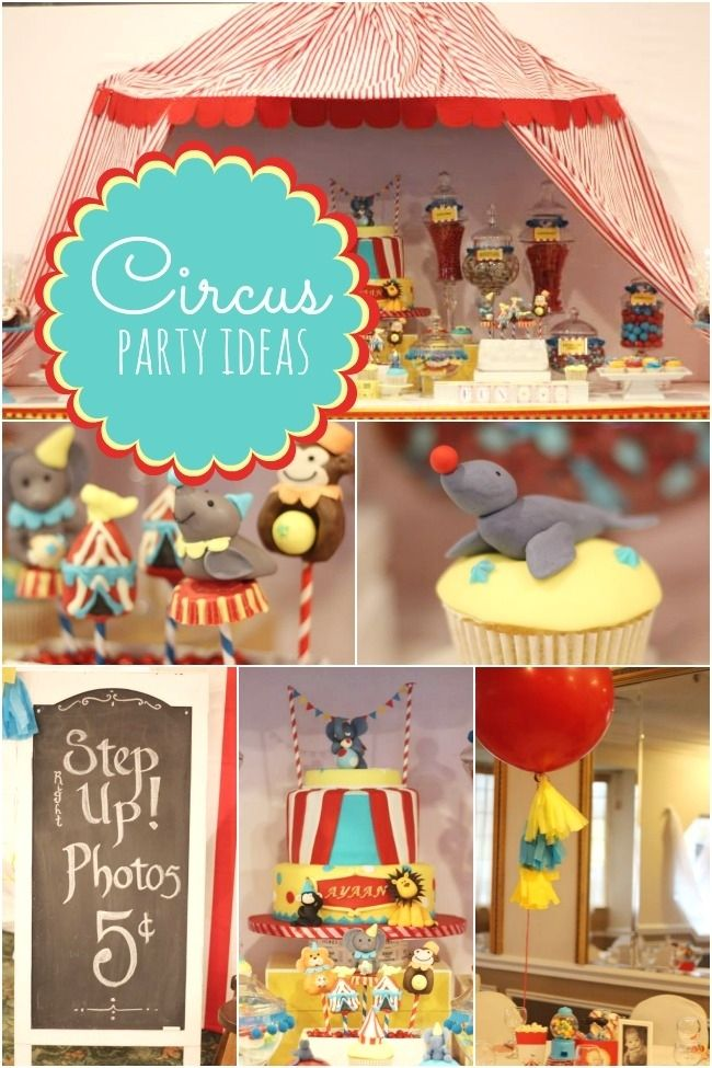 Boy 1st Birthday Party Themes First Decoration