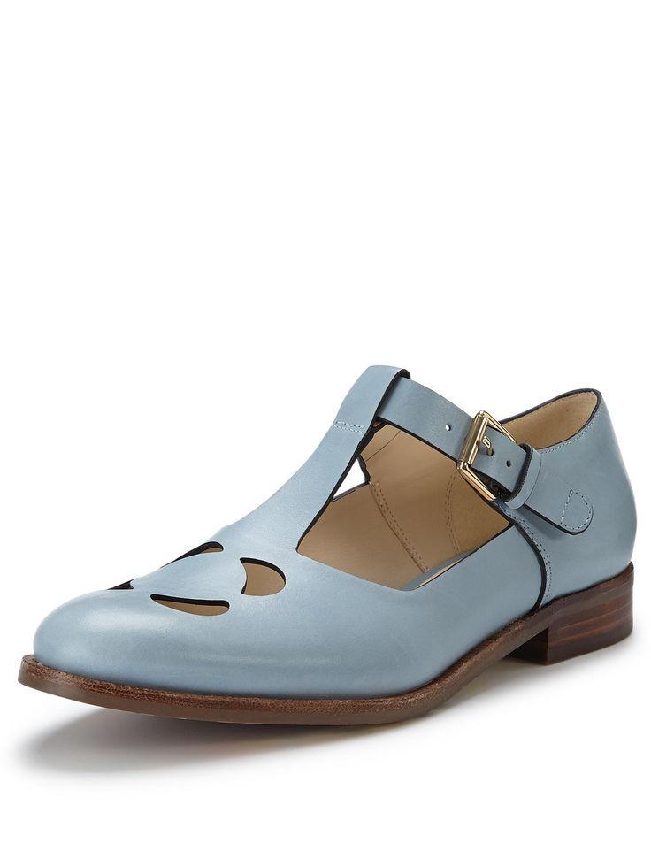 Clarks Orla Kiely Bobbie T Bar Shoes