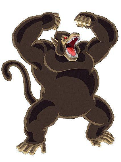 El Zaru Gran Mono Es Una Transformacin Que Slo La