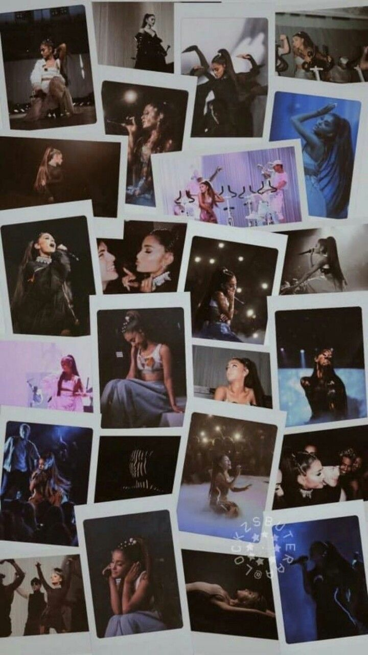 Image By Abbygale Dumago On Ariana Grande Collage Ariana Grande