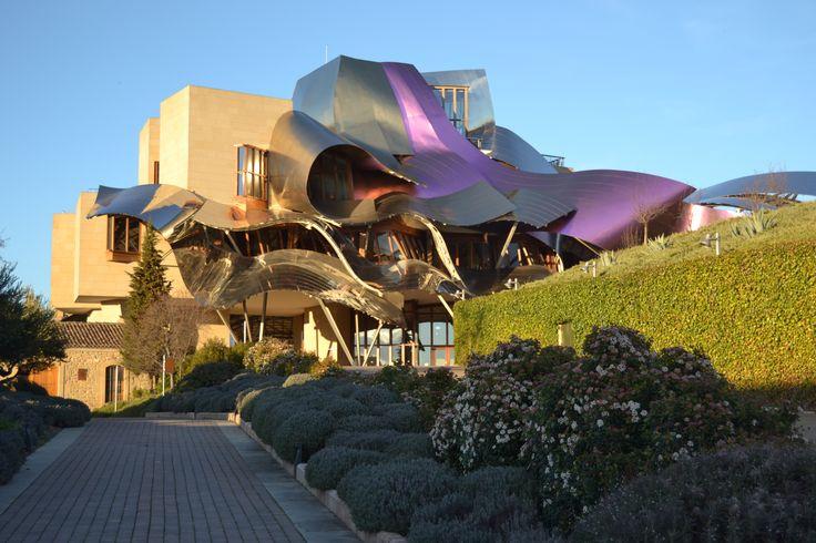 #Elciego #Larioja #wine #basquetrips #basquecountry #travel #marquesderiscal