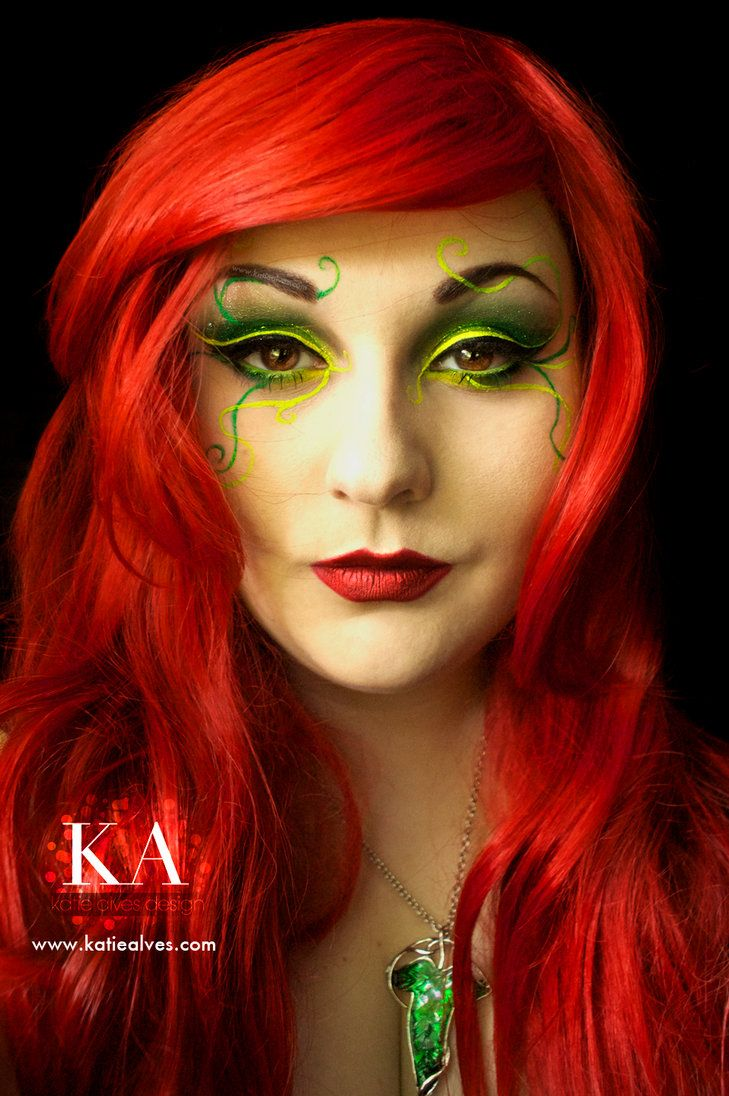 Poison Ivy by KatieAlves on DeviantArt