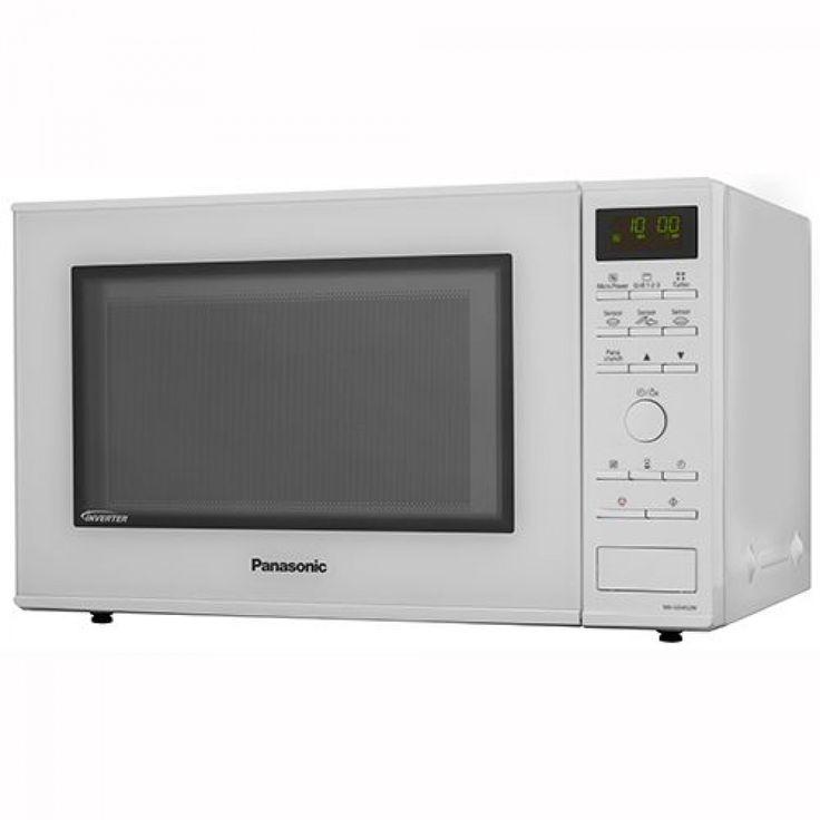 Cuptor cu microunde inverter Panasonic NN-GD452WEPG - Neoplaza.ro