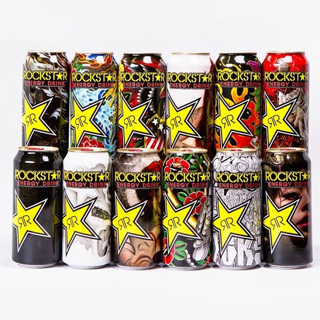 #InkedUpTour Limited edition cans designed by our 12 featured artists. @Becky Allen Sullens Clothing