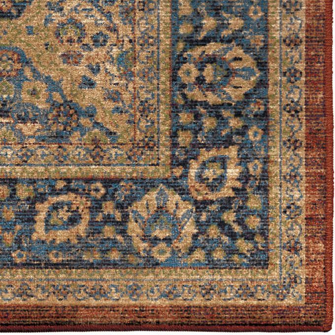 Bohemian Rug Collection Flemming Multi In 2020 Bohemian Rug Rugs Antique Trunk