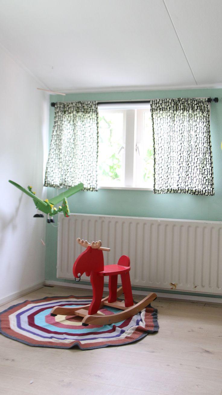 Simpele gordijnen naaien | Allihoppa