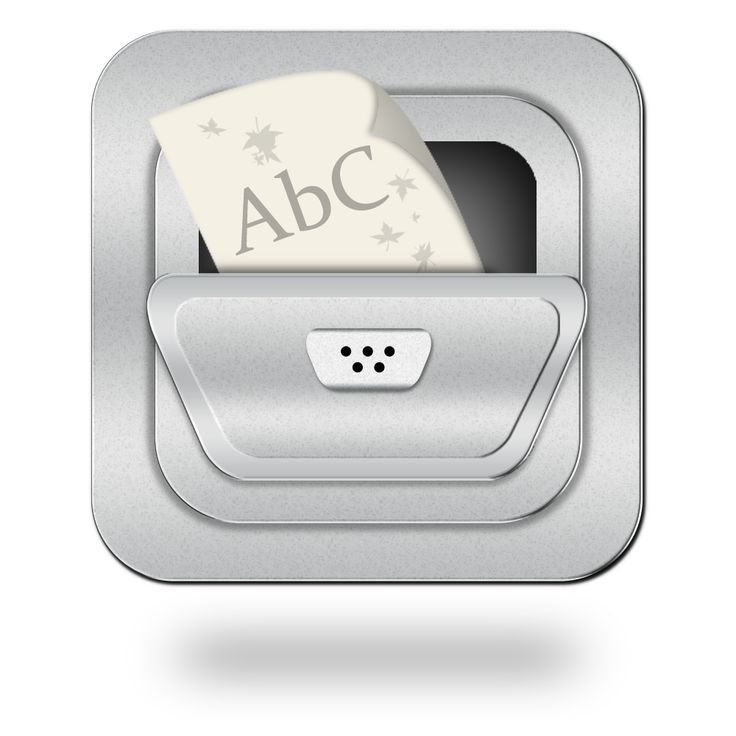 Creative Design Idea: Locker App Icon For iOS App And Android App
