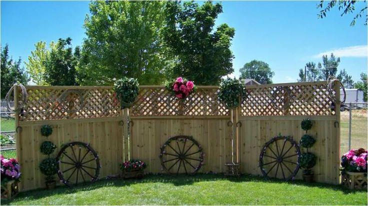 Western wedding decorations garden arbor or garden arbor for Decoration western country