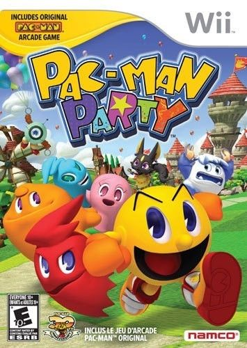 Pac-Man Party - Nintendo Wii, Multi