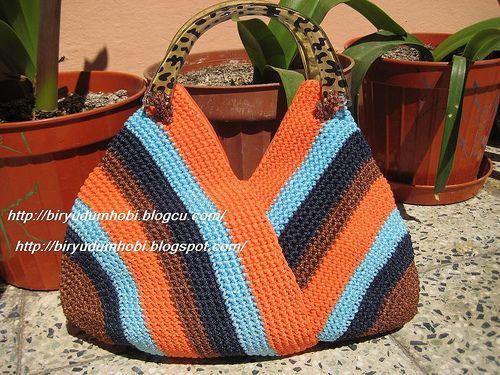 crochet bag,tığ işi çanta | Flickr - Photo Sharing!