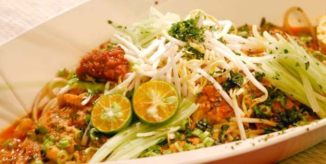 Noodle Bandung | Asian Food Channel