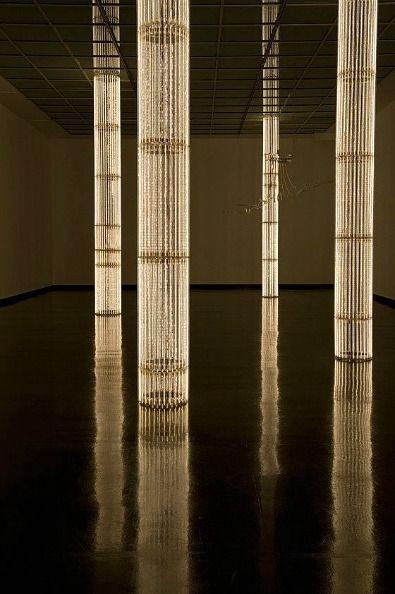 Cerith Wyn Evans, Installation at Bergen Kunsthall (2011)