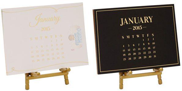 Chapters Indigo Canada: Desk Calendars