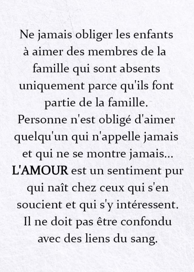 L Amour Est Un Sentiment Pur Qui Nait Chez Ceux Qui S En Soucient Et Qui S Y Interessent Citations De Realite Citation Citation Enfants