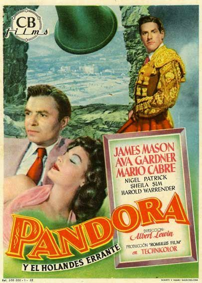 Pandora y el holandés errante (1951) tt0043899 PP
