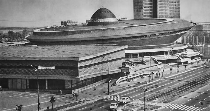 Katowice, Poland. 1971