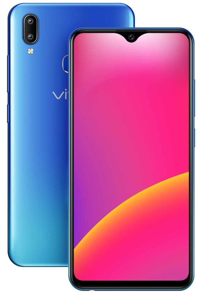 Vivo Y91 Vivo Y91 With Dual Cameras Waterdrop Display Launched In Pakistan Vivo Y91 Marketing Downloads Vivo