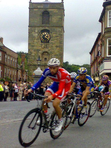 Tour of Britain, Morpeth, 2008