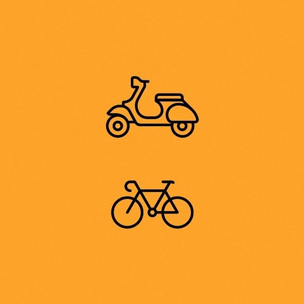 Just a couple of transport icons #illustration #vector #icon #iconography…