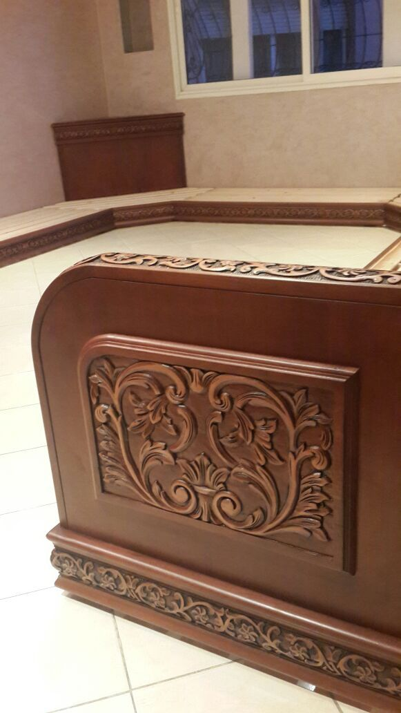 table basse marocaine en bois salon marocain avec bois. Black Bedroom Furniture Sets. Home Design Ideas